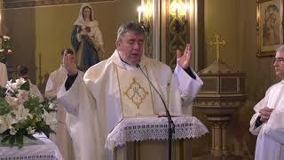 Karcagi Római Katolikus szentmise 2019.04.21.