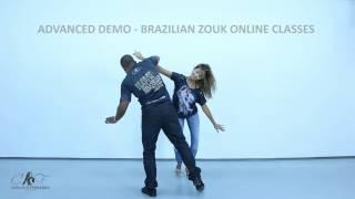ADVANCED DEMO   BRAZILIAN ZOUK ONLINE CLASSES