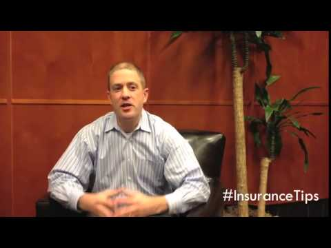 Insurance Tips  Episode 1