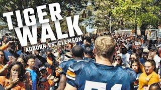 Auburn vs. Clemson Tiger Walk