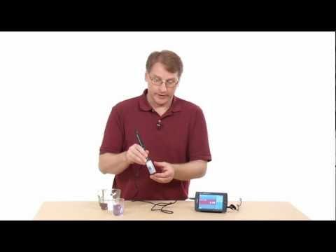 pH Sensor - Tech Tips with Vernier