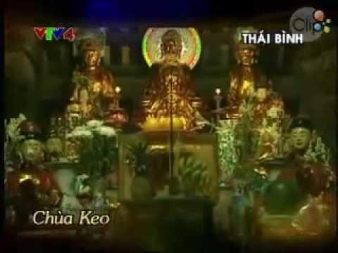 Thái Bình - Chùa Keo