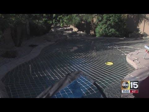 Protecting  your  pool from freezing temperatures