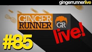 GINGER RUNNER LIVE #85 | Jeff Pelletier, Running Grand To Grand, Filming Wonderland