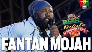 Fantan Mojah & Tarrus Riley Live at Rebel Salute 2017