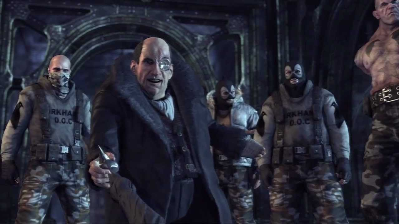maxresdefault batman arkham city confront penguin in the iceberg lounge youtube arkham city fuse box at bakdesigns.co