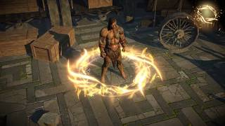 Path of Exile: Seraph Character Effect
