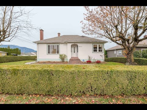 Real Estate Video Tour of 45667 Wellington, Chilliwack BC.