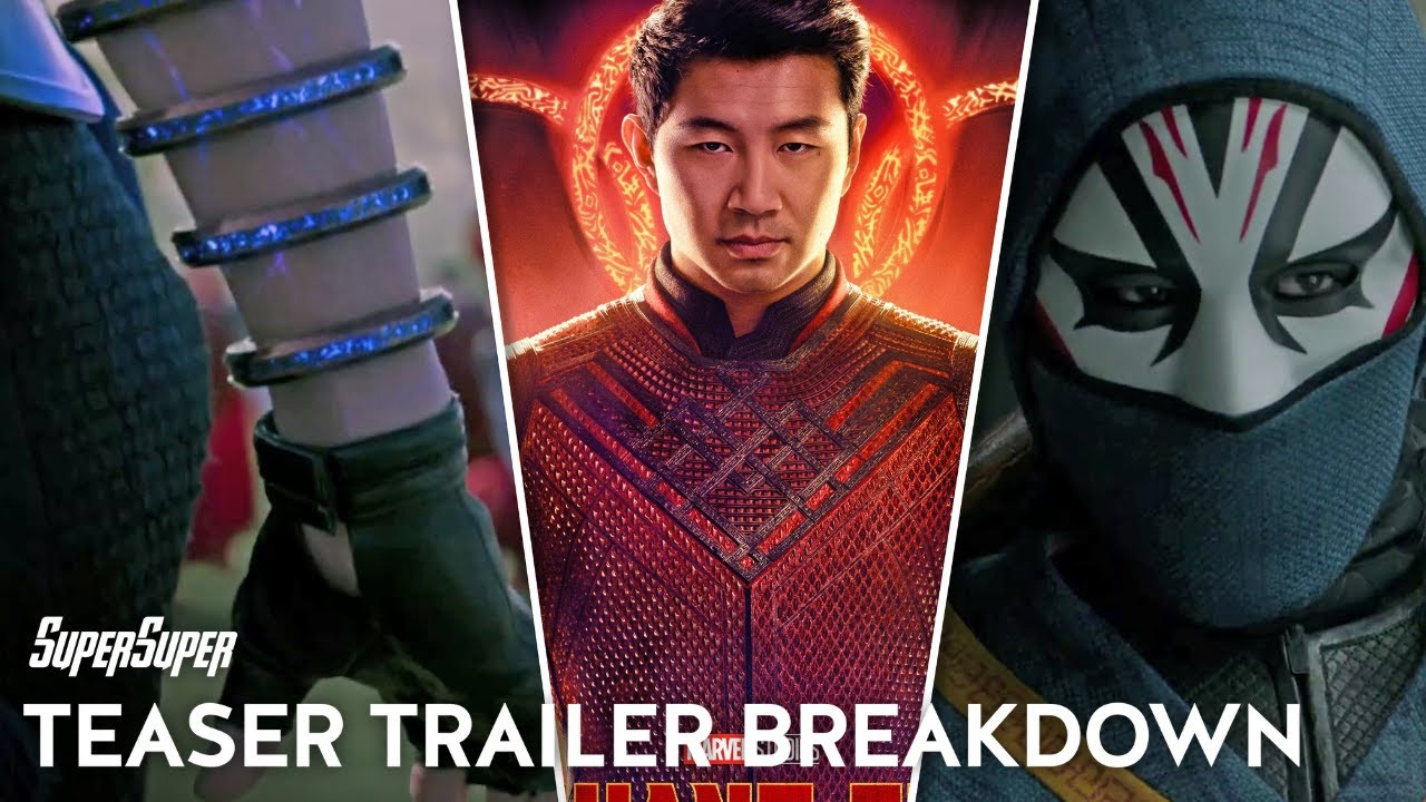 Shang-Chi and The Legend of the Ten Rings Official Teaser Breakdown | SuperSuper
