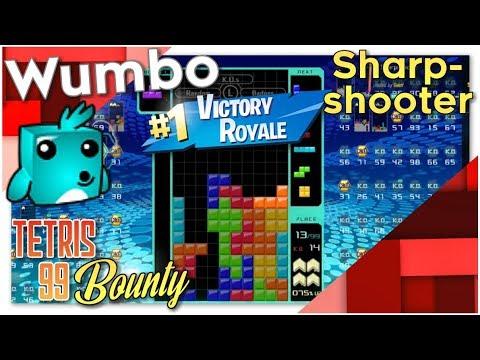 "Tetris 99 Bounty - ""Sharpshooter"""