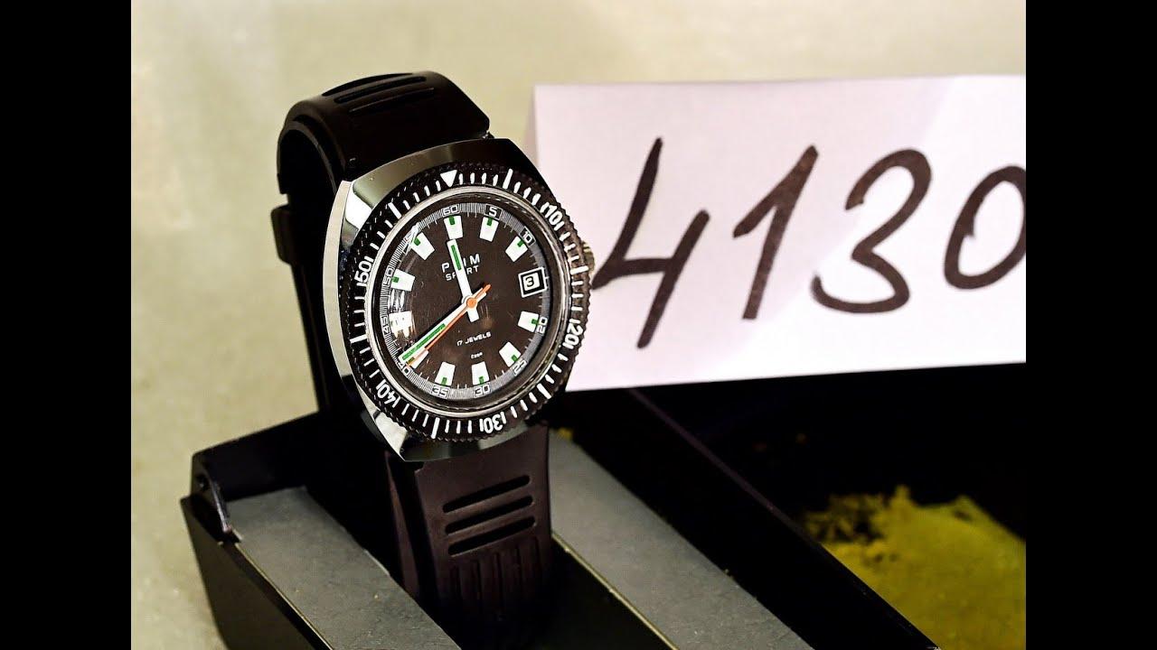 b7d9c68a4 PRIM Sport mechanické hodinky - nepoužité - not used watches - na prodej -  for sale