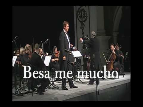 Mikhail Svetlov  Besame Mucho