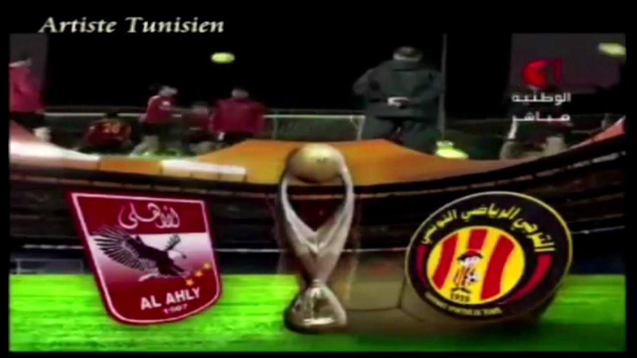 Dimanche Sport    CL 2012 Finale Retour Espérance sportive de Tunis 1 2 Al Ahly SC 17 11 2012