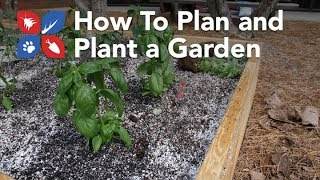 Do My Own Gardening - How to Plan and Plant a Garden