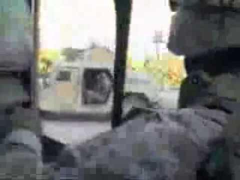 Iraq Raw Combat Footage Marine Firefight Haditha