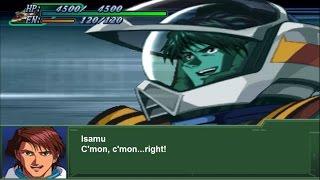 super robot wars alpha 3 yf 19 all attacks english subs
