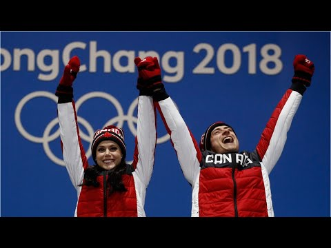 Virtue And Moir Win Gold For Canada