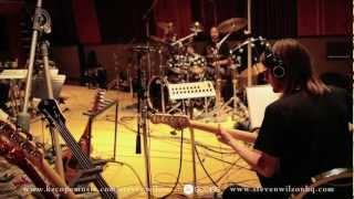Steven Wilson - Recording 'The Holy Drinker' in LA