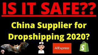 Download Is It Still Safe To Use Supplier From China for Dropshipping 2020 ??