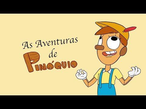 AS AVENTURAS DE PINÓQUIO ♫