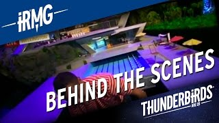 thunderbirds are go   behind the scenes tour experience on tv one breakfast