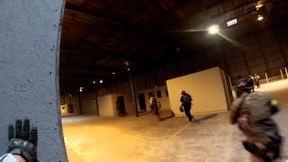 GamePod Combat Zone Airsoft Arena (Gameplay!)