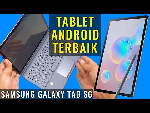 Tablet Android Terbaik 2019? Preview: Samsung Galaxy Tab S6 - Indonesia