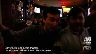 HIMYM FINALE at McGee's