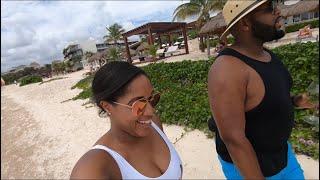 Breathless Riviera Resort Honeymoon! Riviera Maya Mexico. Part 3