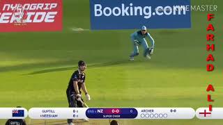 ICC cricket world cup 2019 final match new Zealand vs England super over