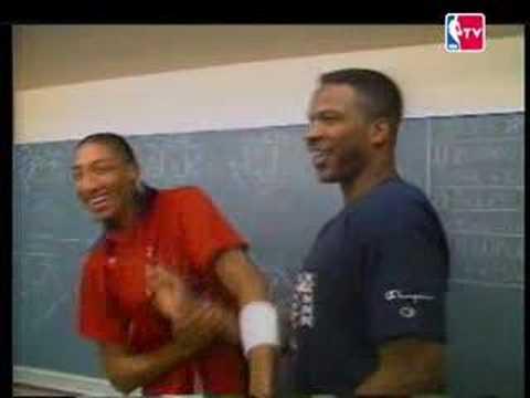 NBA Rookie Hazing