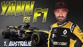 YANN en F1 :  Australie #1