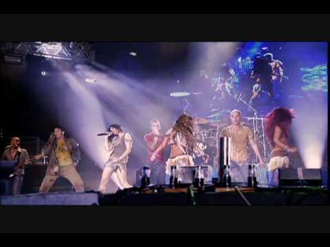 RBD Live In Rio - Tras De Mi