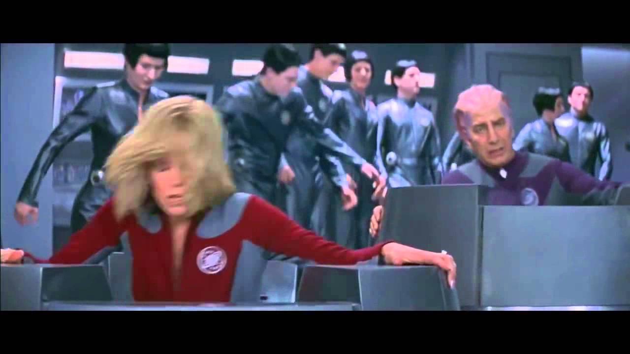 Heroes fuera de orbita galaxy quest trailer youtube for Fuera de orbita