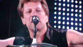 Bon Jovi - You Give Love a Bad Name - live in Zagreb, Croatia