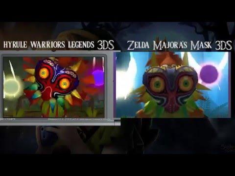 how to get majora hyrule warriors legends