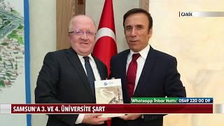 Samsun'a 3. ve 4. üniversite şart