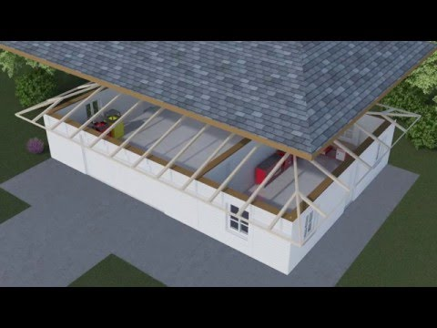 Low budget cost home building assembly kits DIY