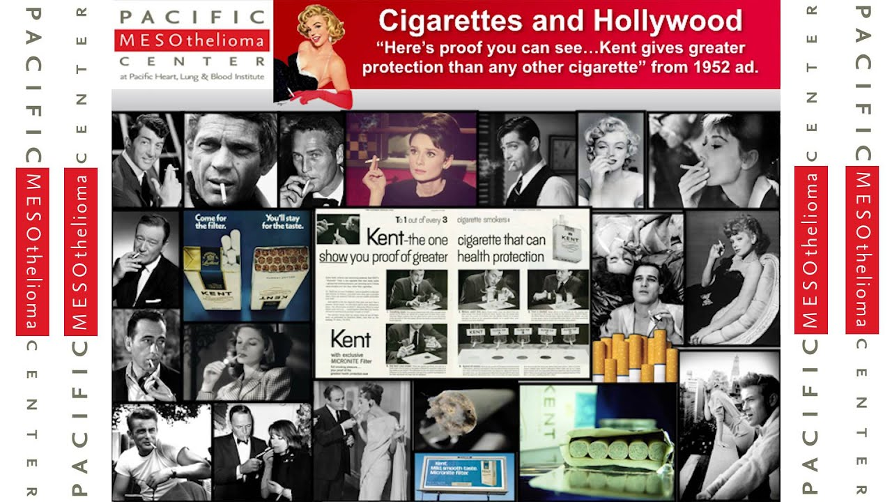 Mesothelioma And The Hollywood Film Industry Youtube