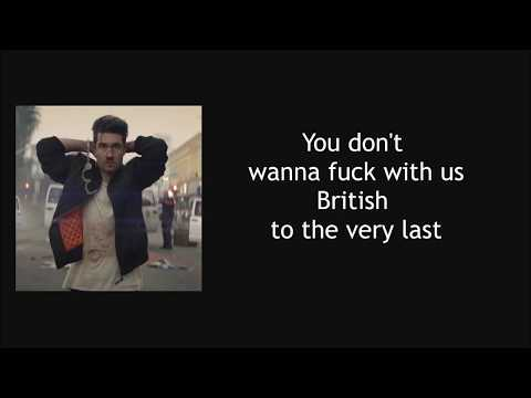 Bastille - World Gone Mad (from Bright: The Album) (Lyrics)
