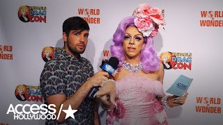 'RuPaul's Drag Race': Aja Recreates Her Iconic Read On Valentina | Access Hollywood