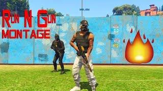 GTA 5 ONLINE | CRAZY RNG DEATHMATCH MONTAGE! | XXXTENTACION - Look At Me