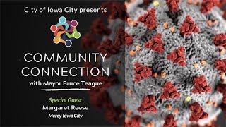 Community Connection: Mercy Iowa City
