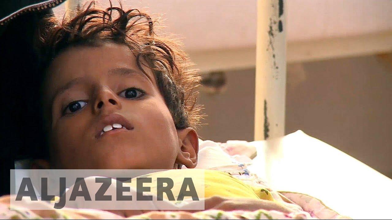 Cholera outbreak hits record 1 million