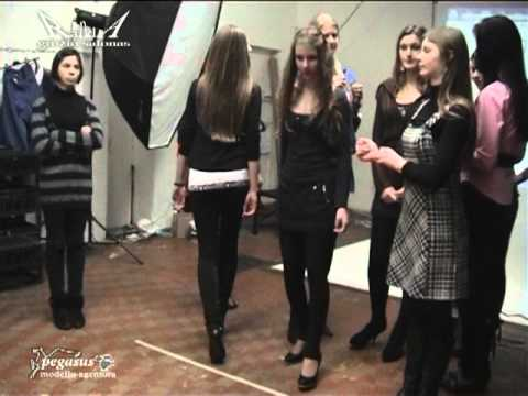 2011 01 22 catwalk kursai 3d modeliu agenturos pegasus - The catwalk hair salon ...