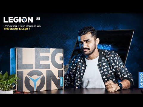 The Silent Killer ? | LENOVO LEGION 5i  Unboxing