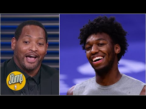 Robert Horry loves what he sees from James Wiseman so far   The Jump