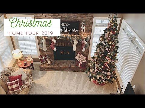 NEW CHRISTMAS HOUSE TOUR 2019 | ENTIRE CHRISTMAS HOME TOUR & DECOR IDEAS