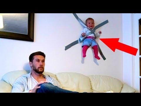 Смешное видео про детей -