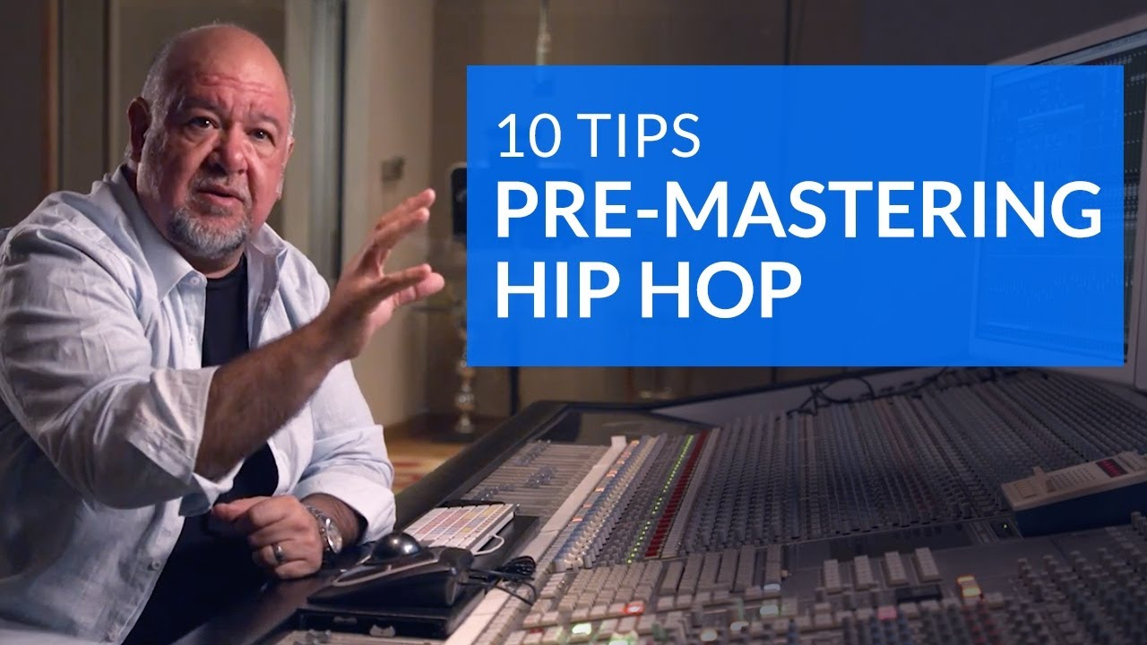 10 Pre Mastering Tips With Abbey Road Tg Mastering On Sale For 29 Usd
